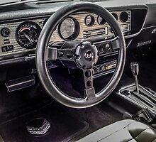 1980 Pontiac Firefird TransAm Interior by Chris L Smith