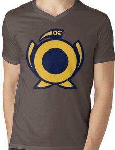 391st Bomber Squadron Emblem Mens V-Neck T-Shirt