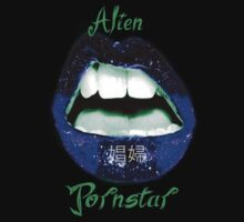 Alien Pornstar Tank Top by LaceyDesigns
