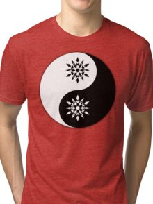 Weiss yin and yang the other yang Tri-blend T-Shirt