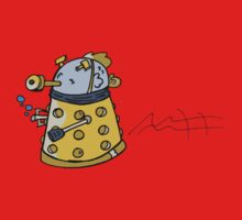 fish dalek by maxdiet
