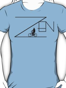Bike Cycling Bicycle ZEN T-Shirt