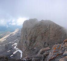 On the top of Greece... by Sotiris Papadimas