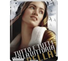 Bello Aereo iPad Case/Skin
