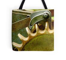 Ratchet and Pawl Tote Bag