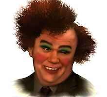 Steve brule (plain) by Tarajillian