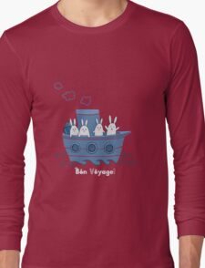 Bon Voyage! Long Sleeve T-Shirt