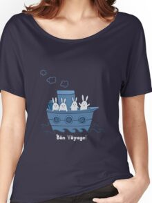 Bon Voyage! Women's Relaxed Fit T-Shirt