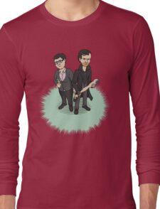 Mint Cornetto? Long Sleeve T-Shirt
