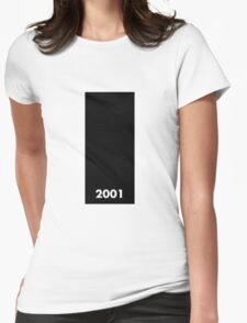 2001 - Monolith Womens Fitted T-Shirt