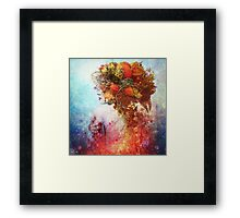 Compassion Framed Print