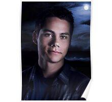 Teen wolf Stiles poster Poster