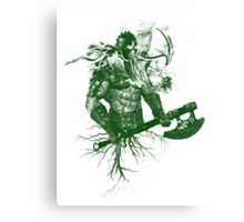 Garruk Wildspeaker Canvas Print