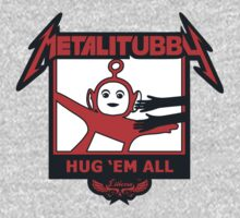 Melalitubby: Hug Em' All One Piece - Long Sleeve