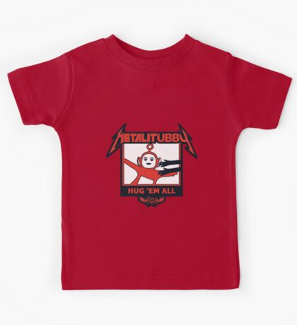 Melalitubby: Hug Em' All Kids Tee