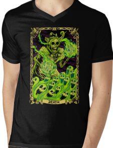 Death Mens V-Neck T-Shirt