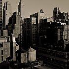 New York City  by bron stadheim