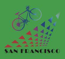 Bike San Francisco Kids Clothes