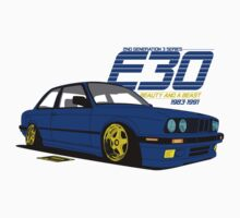 E30 - Beauty and a Beast by iDubberEA