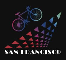 Bike San Francisco Kids Clothes