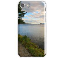 Lake George 1 iPhone Case/Skin
