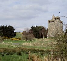 Medieval attraction in East Kilbride by biddumy
