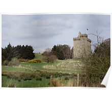 Medieval attraction in East Kilbride Poster
