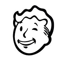 VAULT BOY SEXY FACE by VERYNICETHINGS