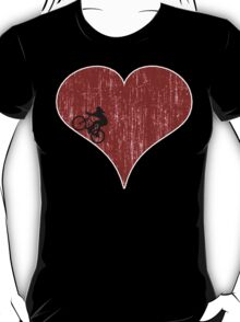 Love Biking Cycling T-Shirt