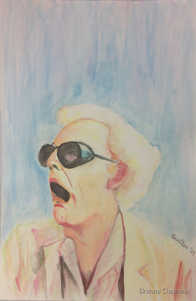 Great Scott by Brenna Chapman