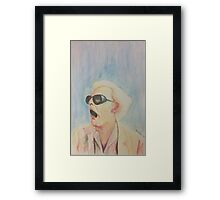 Great Scott Framed Print