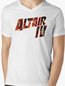 Altair IV Mens V-Neck T-Shirt