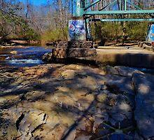 Somewhere under the bridge is wonder by Scott Mitchell