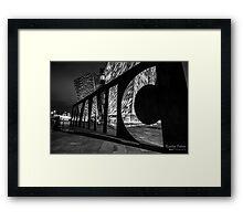 Titanic - Belfast Framed Print