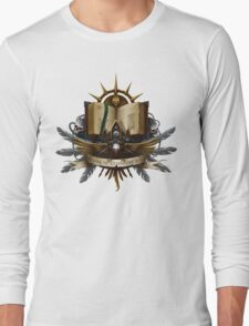 Artwork of warhammer 40k Long Sleeve T-Shirt
