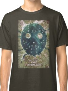 Welcome To Camp Crystal Lake Classic T-Shirt