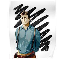 Malcolm Reynolds aka Mal aka… Nathan Fillion Poster