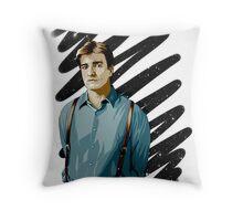 Malcolm Reynolds aka Mal aka… Nathan Fillion Throw Pillow