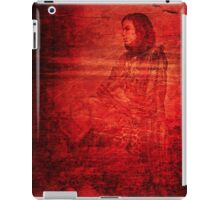 Red Opium Haze iPad Case/Skin