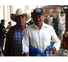Dos Amigos Photographic Print