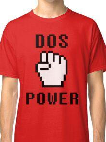 DOS-POWER Classic T-Shirt