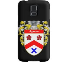 Agnew Coat of Arms/Family Crest Samsung Galaxy Case/Skin