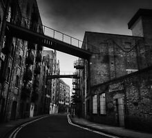 Shad Thames by Ursula Rodgers