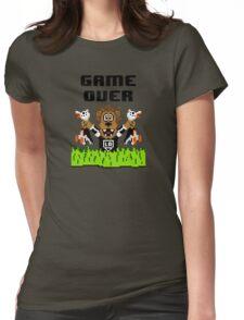 Duck Season (Light) Womens Fitted T-Shirt