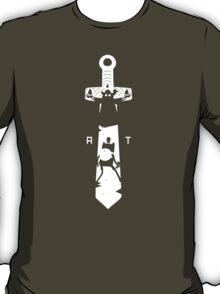 Finn Vs. The Lich (Adventure Time) (White) T-Shirt