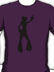 Retro Seventies Woman T-Shirt