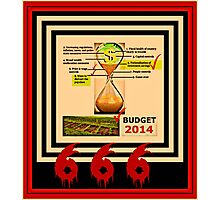 budget 666 Photographic Print