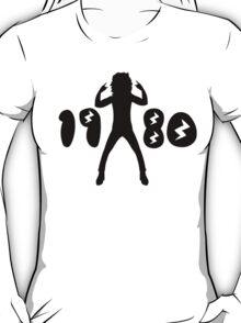 1980s Retro Man  T-Shirt