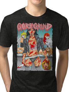 Goregrind Chicks Tri-blend T-Shirt