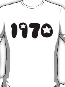 Nineteen Seventy. T-Shirt